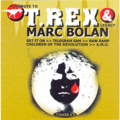 Tribute To T-rex - Tribute To T.Rex & Marc Bolan (CD)