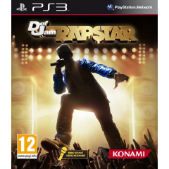 Defjam Rapstar - Game Only (PS3)*EOL