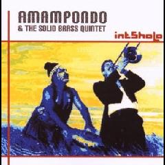 Amampondo & Solid Brass - Intsholo (CD)