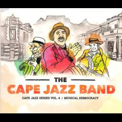 Cape Jazz Band - Musical Democracy (CD)