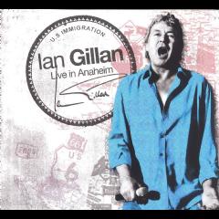 Ian Gillan - Live In Anaheim (CD)
