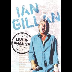 Ian Gillan - Live In Anaheim (DVD)