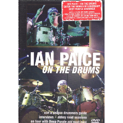 Ian Paice - On The Drums (DVD)
