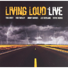 Living Loud - Live (CD)