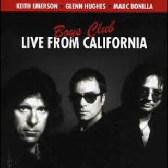 Boys Club - Boys Club - Live From California (CD)