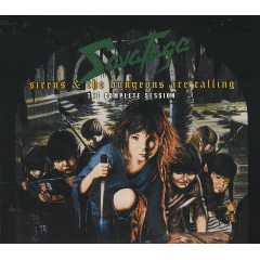 Savatage - Sirens & Dungeons Are Calling: Complete Session (CD)