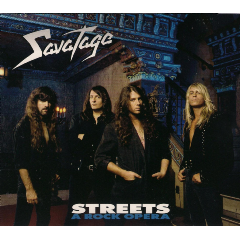 Savatage - Streets: Rock Opera (Bonus Tracks) (CD)