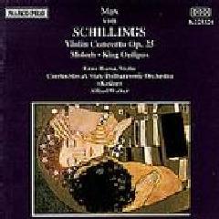 Von Schillings / Rozsa - Violin Concerto. Op.25 (CD)
