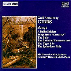 Cecil Armstrong Gibbs - Songs (CD)