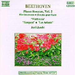 Jeno Jando - Piano Sonatas - Vol.2 (CD)