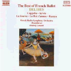 Czech-Slovak Radio Symphony Orchestra - Best Of French Ballet (CD)