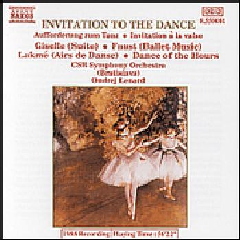Czech-Slovak Radio Symphony Orchestra - Invitation To The Dance (CD)