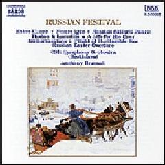 Russian Festival - Russian Festival (CD)