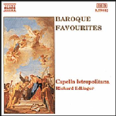 Baroque - Favourites/Capella Istropolitana/Edlinge (CD)