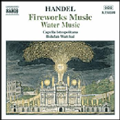 Capella Istropolitana - Water Music - Complete / Fireworks (CD)