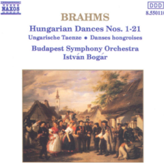 Budapest Symphony Orchestra - Hungarian Dances - Complete (CD)