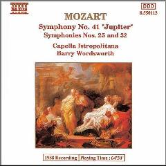 Capella Istropolitana - Symphonies Nos. 25, 32 & 41 Jupiter (CD)