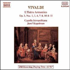 Capella Istropolitana - Concerti L' Estro Armonico (CD)