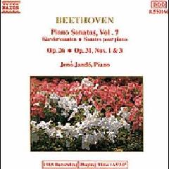 Jeno Jando - Piano Sonatas Vol. 7 (CD)