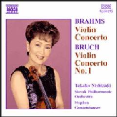 Takako Nishizaki - Violin Concertos (CD)