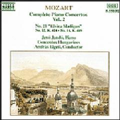Jeno Jando - Piano Concertos Nos.12, 14 & 21 (CD)