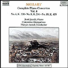 Jeno Jando - Piano Concertos Nos. 6, 8 & 19 (CD)