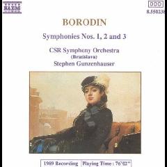 Czech-Slovak Radio Symphony Orchestra - Symphonies Nos. 1 - 3 (CD)