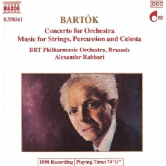 BRT Philharmonic Orchestra Brussels - Concerto For Orchestra / Dance Suite (CD)