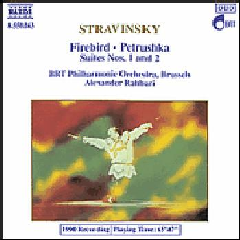 BRT Philharmonic Orchestra Brussels - Suites Firebird & Petrouchka / 2 Suites (CD)