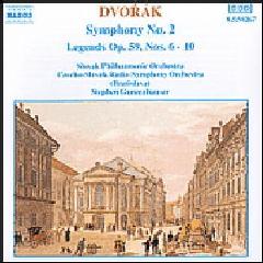 Czech-Slovak Radio Symphony Orchestra - Symphony No. 2 / Legends Nos. 6 - 10 (CD)
