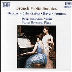 French Violin Sonatas - Various Artists (CD)