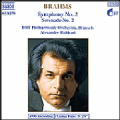 BRT Philharmonic Orchestra Brussels - Symphony No. 2 / Serenade No. 2 (CD)