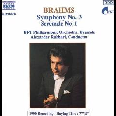 BRT Philharmonic Orchestra Brussels - Symphony No. 3 / Serenade No. 1 (CD)
