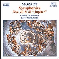 Capella Istropolitana - Symphonies Nos. 40 & 41 Jupiter (CD)