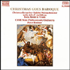 Christmas Goes Baroque - Various Artists (CD)