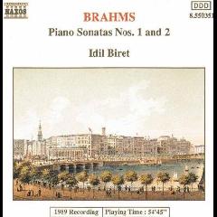 Idil Biret - Piano Sonatas Nos. 1 & 2 (CD)