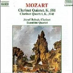 Kalman Balogh - Clarinet Quintet / Clarinet Quartet (CD)