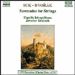Capella Istropolitana - Serenades For Strings (CD)