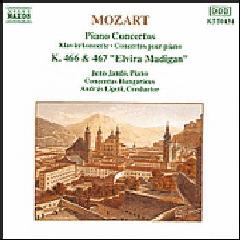 Jeno Jando - Piano Concertos Nos. 20 & 21 (CD)