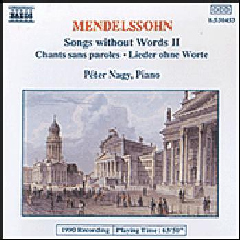 Peter Nagy - Songs Without Words Vol. 2 (CD)
