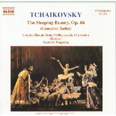 USSR State Philharmonic Orchestra - Sleeping Beauty - Complete (CD)