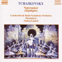 Czech-Slovak Radio Symphony Orchestra - Nutcracker - Highlights (CD)