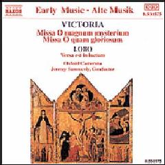 Victoria & Lobo - Masses (CD)
