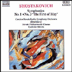 Czech-Slovak Radio Symphony Orchestra - Symphonies Nos. 1 & 3 (CD)