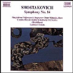 Hajossyova - Symphony No. 14 (CD)
