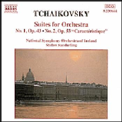 National Symphony Orchestra Of Ireland - Orchestral Suites Nos. 1 & 2 (CD)
