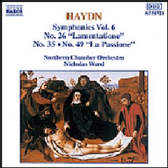 Northern Chamber Orchestra - Symphonies Nos. 26, 35 & 49 (CD)
