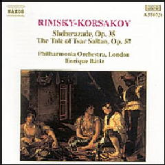 London Philharmonic Orchestra - Sheherazade / Tsar Saltan (CD)