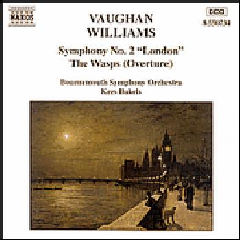 Bournemouth Symphony Orchestra - Symphony No. 2 London / The Wasps Overture (CD)