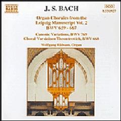 Wolfgang Rubsam - Organ Chorales Leipzig Manuscript Vol. 2 (CD)